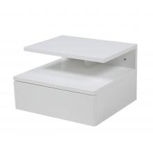 Szafka wisząca z szufladą Ashlan 35 cm biała