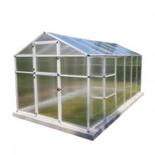 Szklarnia z poliwęglanu Greenhouse 211x271 cm ogrodowa