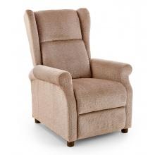 Rozkładany fotel Agustin 107 cm beżowy