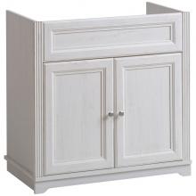 Szafka łazienkowa pod umywalkę Palace 80 cm biały andersen