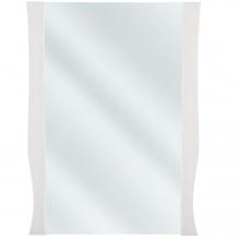 Lustro do łazienki Elisabeth 60 cm białe