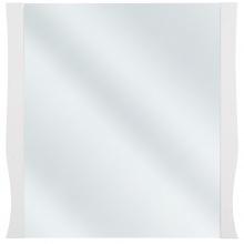 Lustro do łazienki Elisabeth 80 cm białe