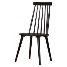 Krzesło patyczak Diego czarne