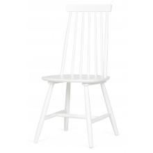 Krzesło patyczak Donato białe