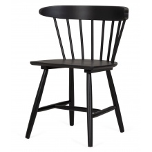Krzesło patyczak Emerico czarne