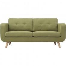 Sofa premium dwuosobowa Verdure zielona