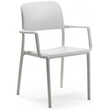 Krzesło ogrodowe Nardi Riva bianco