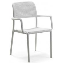 Krzesło ogrodowe Nardi Bora bianco