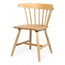 Krzesło drewniane patyczak Emerico naturalne