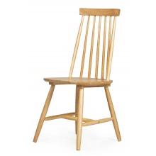 Krzesło drewniane patyczak Donato naturalne