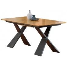 Stół rozkładany Chandler 160-220 cm dąb naturalny