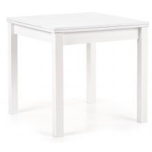 Stół rozkładany Gracjan 80-160x80 cm biały