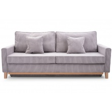 Sofa rozkładana Aris z pojemnikiem