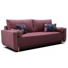 Sofa rozkładana Pirello z pojemnikiem