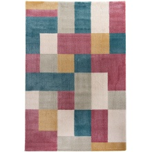 Dywan Colorful Rectangles