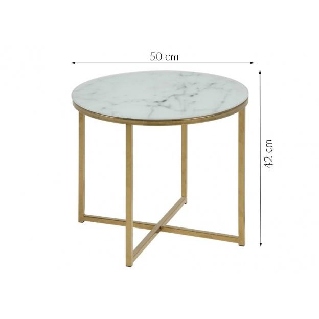 stolik-kawowy-alisma-szklometal-maly