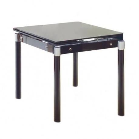 Bardzo dobry Stół rozkładany Kent czarny DO36