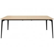 Stół do jadalni Connect 200x100 cm industrialny