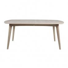 Stół Marte 180x102 cm dąb bielony