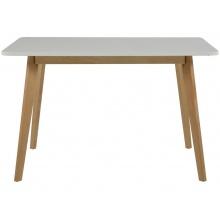 Stół Rava drewniany biały