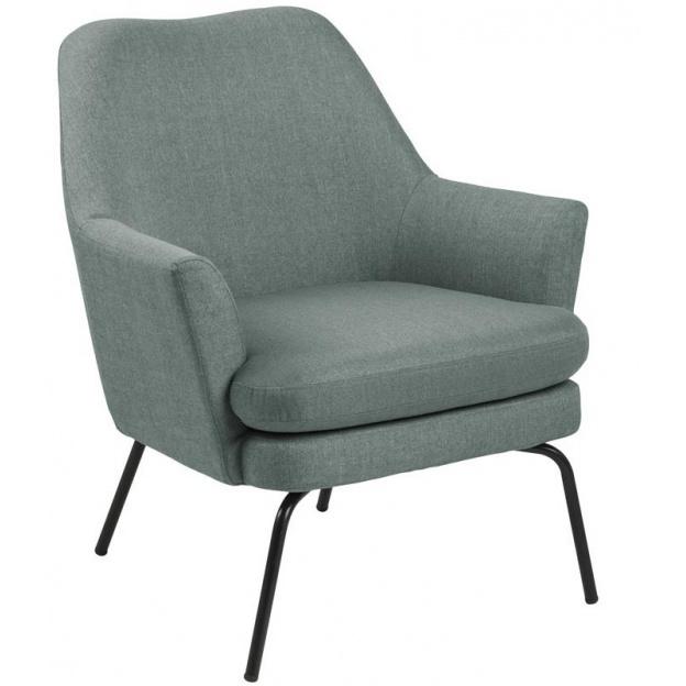 Fotel wypoczynkowy Chisa zielony