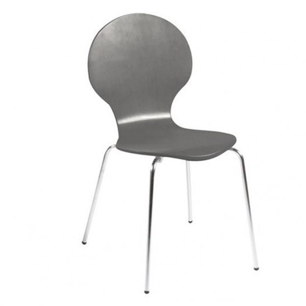 Krzesło Kuchenne Marco Szare