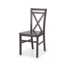 Krzesło kuchenne Dariusz 2  ciemny orzech