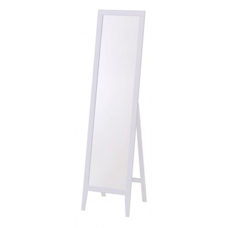 Lustro stojące LS-1 białe