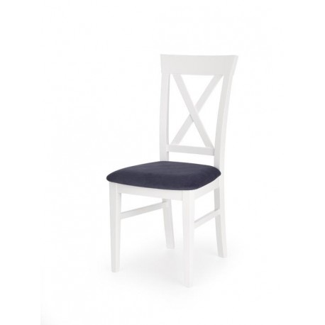Krzesło kuchenne Dariusz białe