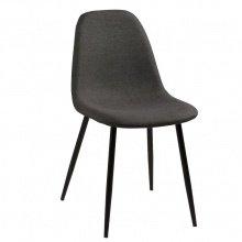 Krzesło do jadalni Wilma szary