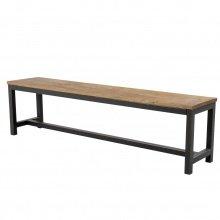Ławka drewniana Vintage 170 cm