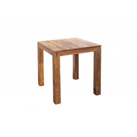 Stolik drewniany Lagos 70cm Sheesham