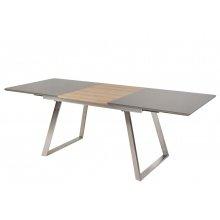 Stół rozkładany Revido 160-220x90 cm szary