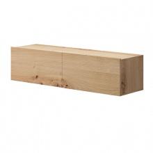 Wisząca szafka RTV Moyo 120 cm dąb artisan
