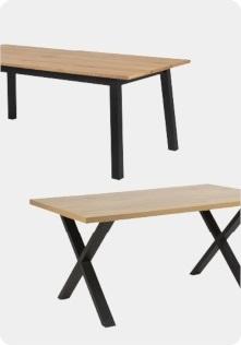 Masywne stoły